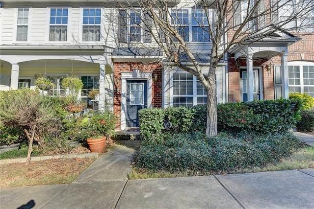 3265 Hidden Cove Circle, Peachtree Corners, GA 30092 (MLS #6809631) :: Scott Fine Homes at Keller Williams First Atlanta