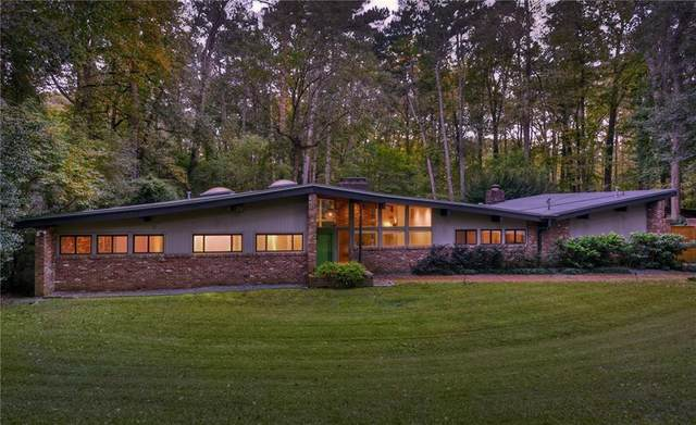 1172 W Wesley Road NW, Atlanta, GA 30327 (MLS #6809651) :: 515 Life Real Estate Company
