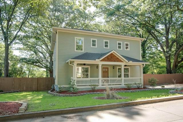 3296 Elm Street, College Park, GA 30337 (MLS #6809681) :: Dillard and Company Realty Group