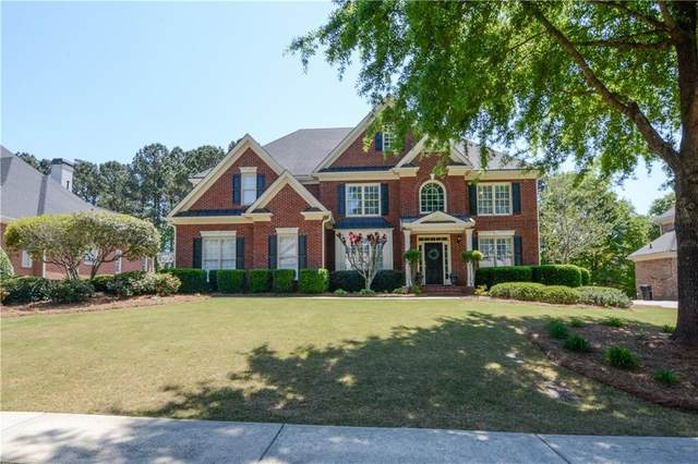 572 Grassmeade Way, Snellville, GA 30078 (MLS #6809700) :: North Atlanta Home Team
