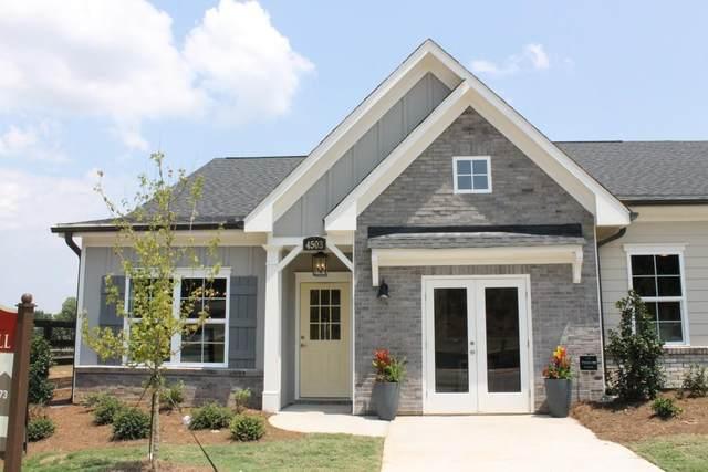 4503 Rutledge Drive #68, Oakwood, GA 30566 (MLS #6809708) :: Lakeshore Real Estate Inc.