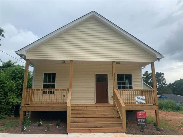 1331 Brown Street, Gainesville, GA 30507 (MLS #6809740) :: North Atlanta Home Team