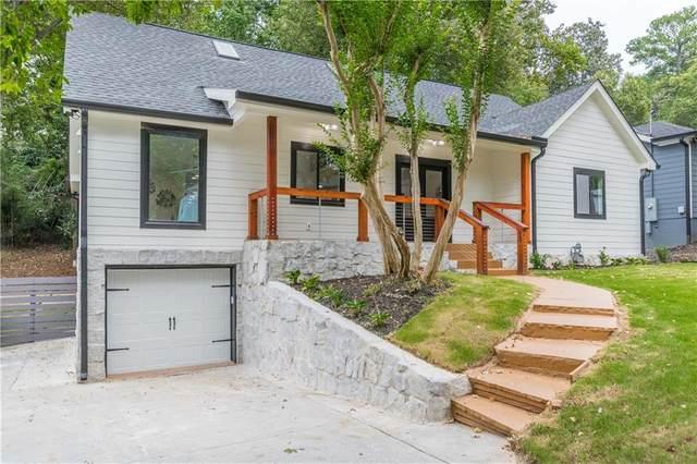 388 Wimbledon Road NE, Atlanta, GA 30324 (MLS #6809746) :: Oliver & Associates Realty
