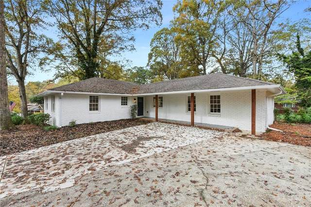 1119 Oakdale Drive SE, Smyrna, GA 30080 (MLS #6809783) :: Keller Williams Realty Atlanta Classic