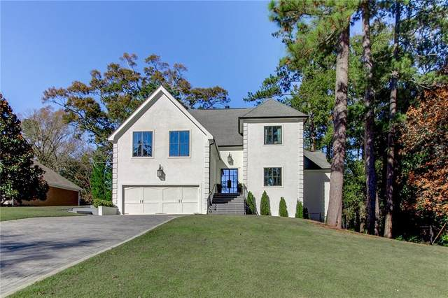870 Agan Place NE, Atlanta, GA 30342 (MLS #6809818) :: North Atlanta Home Team