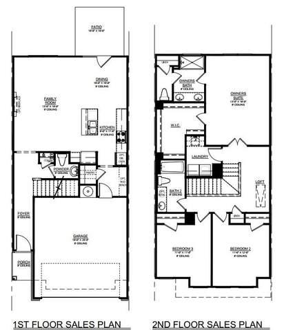 2070 Rosemary Park Lane #68, Lawrenceville, GA 30046 (MLS #6809846) :: RE/MAX Center