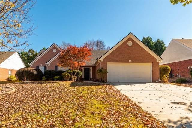 945 James Ridge Drive, Lawrenceville, GA 30045 (MLS #6809849) :: North Atlanta Home Team