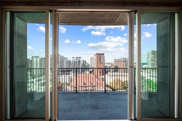 943 Peachtree Street NE #1410, Atlanta, GA 30309 (MLS #6809881) :: Dillard and Company Realty Group
