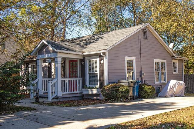 1261 Eubanks Ave Avenue, East Point, GA 30344 (MLS #6809888) :: North Atlanta Home Team
