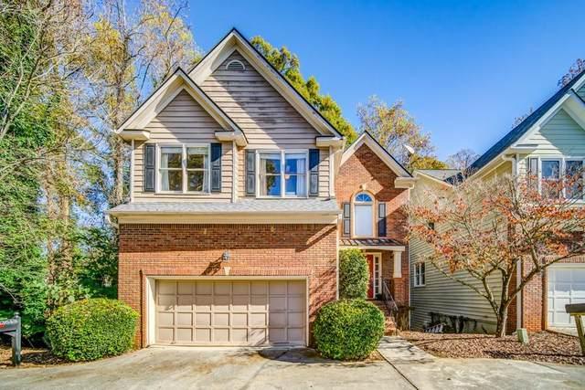 2364 Greylock Place, Decatur, GA 30030 (MLS #6809917) :: North Atlanta Home Team