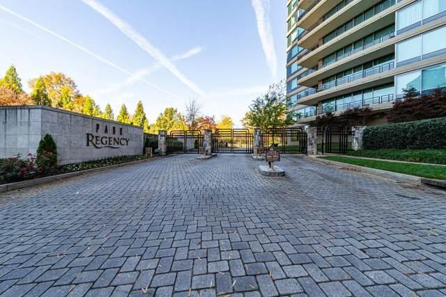 700 Park Regency Place #503, Atlanta, GA 30326 (MLS #6809948) :: Dillard and Company Realty Group