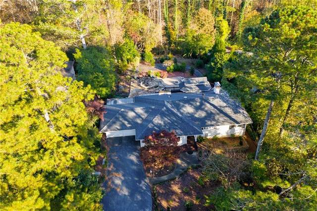 4645 Lake Forrest Drive, Sandy Springs, GA 30342 (MLS #6809961) :: The Heyl Group at Keller Williams