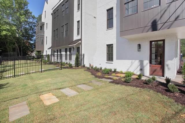 1261 Virginia Avenue NE #3, Atlanta, GA 30306 (MLS #6809985) :: Thomas Ramon Realty
