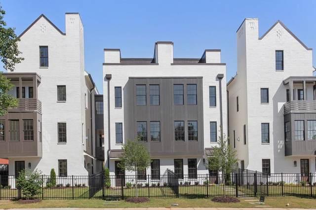 1261 Virginia Avenue NE #5, Atlanta, GA 30306 (MLS #6810001) :: Thomas Ramon Realty