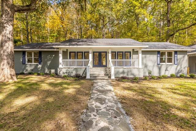 1075 Spout Springs Road, Cave Spring, GA 30124 (MLS #6810005) :: The Cowan Connection Team
