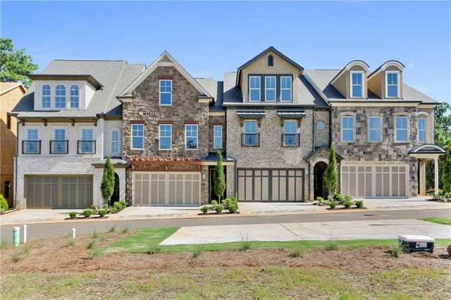 109 Via Roma, Woodstock, GA 30188 (MLS #6810020) :: Path & Post Real Estate