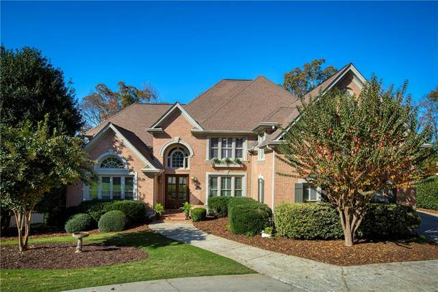 1105 Creek Ridge Pointe, Alpharetta, GA 30005 (MLS #6810023) :: North Atlanta Home Team