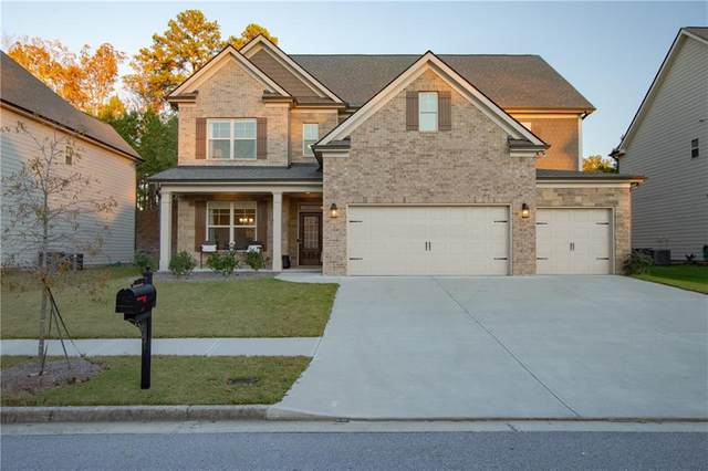 2852 Blue Stone Court, Dacula, GA 30019 (MLS #6810031) :: Oliver & Associates Realty