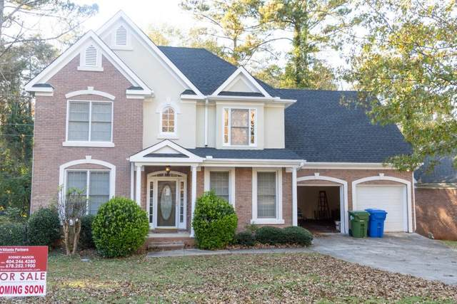 2337 Ashmel Court SW, Atlanta, GA 30311 (MLS #6810057) :: RE/MAX Prestige