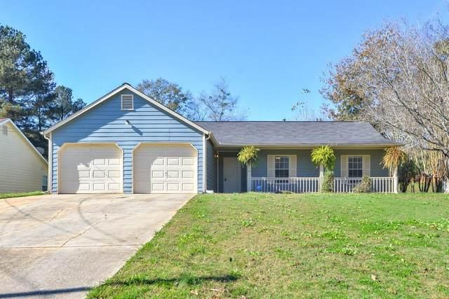 5815 Mistyview Drive, Rex, GA 30273 (MLS #6810059) :: North Atlanta Home Team
