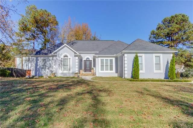 2665 Highbrooke Trail, Duluth, GA 30097 (MLS #6810076) :: Tonda Booker Real Estate Sales