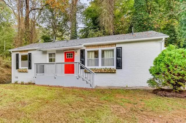 101 Harper Road SE, Atlanta, GA 30315 (MLS #6810090) :: RE/MAX Prestige