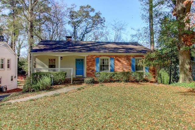2336 Armand Road NE, Atlanta, GA 30324 (MLS #6810095) :: The Zac Team @ RE/MAX Metro Atlanta