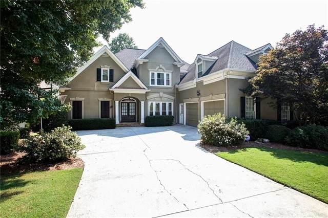 2262 Edgemere Lake Circle, Marietta, GA 30062 (MLS #6810102) :: Path & Post Real Estate
