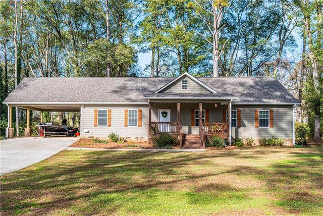 81 Red Bird Drive, Jefferson, GA 30549 (MLS #6810116) :: Keller Williams