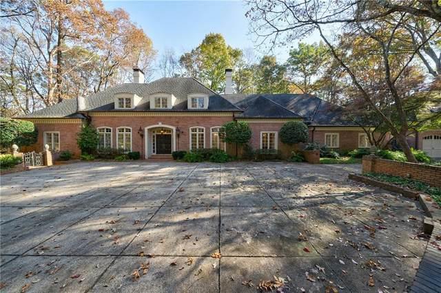 1660 Winterthur Close, Atlanta, GA 30328 (MLS #6810130) :: North Atlanta Home Team