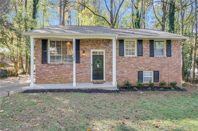 196 Evergreen Drive SE, Marietta, GA 30060 (MLS #6810175) :: RE/MAX Paramount Properties