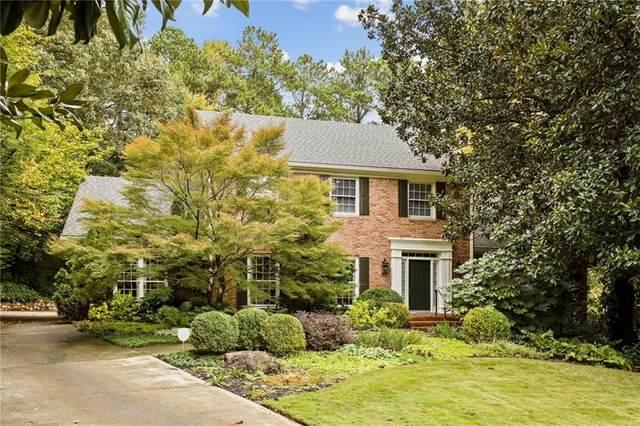 310 Lighthouse Point, Atlanta, GA 30328 (MLS #6810198) :: Scott Fine Homes at Keller Williams First Atlanta