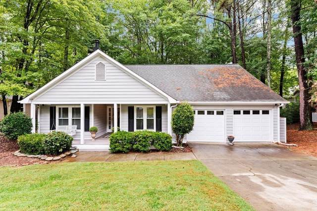 645 Wedgewood Drive, Woodstock, GA 30189 (MLS #6810205) :: Tonda Booker Real Estate Sales