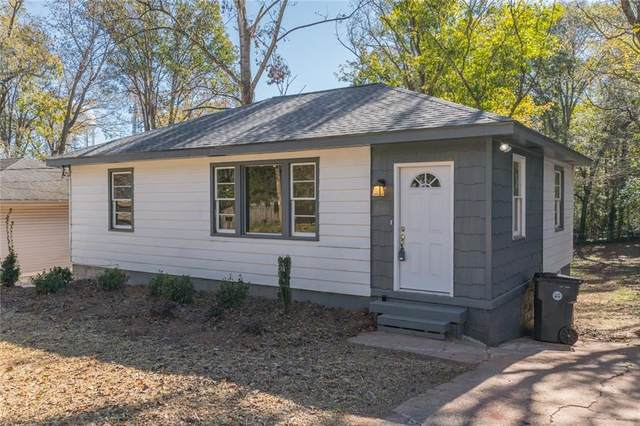 1960 W Taylor Avenue, East Point, GA 30344 (MLS #6810217) :: The Heyl Group at Keller Williams