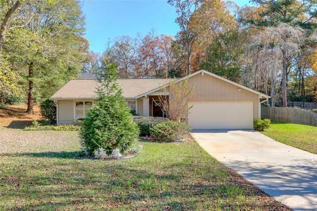 501 Hearthstone Lane SE, Marietta, GA 30067 (MLS #6810296) :: Rock River Realty