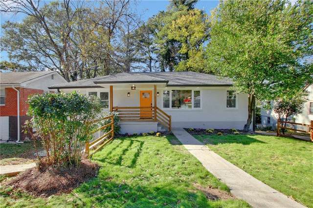 168 Howard Street NW, Atlanta, GA 30314 (MLS #6810314) :: Team RRP | Keller Knapp, Inc.