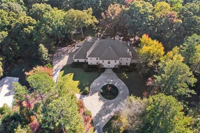 1390 E Piedmont Road, Marietta, GA 30062 (MLS #6810334) :: Path & Post Real Estate