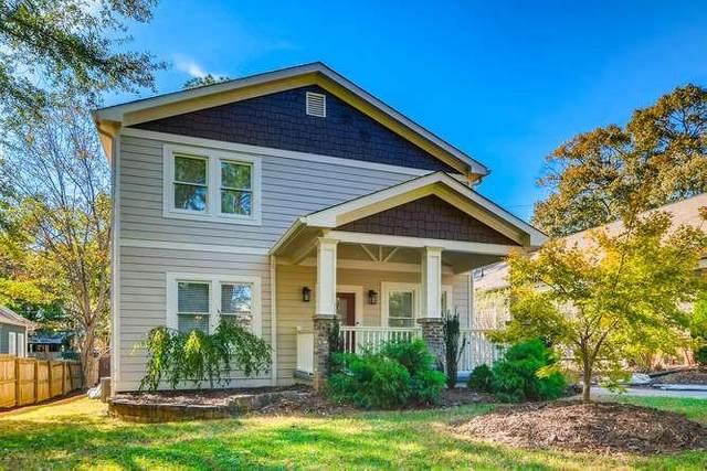 179 Feld Avenue, Decatur, GA 30030 (MLS #6810348) :: Dillard and Company Realty Group