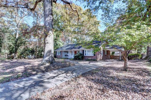 444 Hilderbrand Drive, Sandy Springs, GA 30328 (MLS #6810376) :: The Justin Landis Group