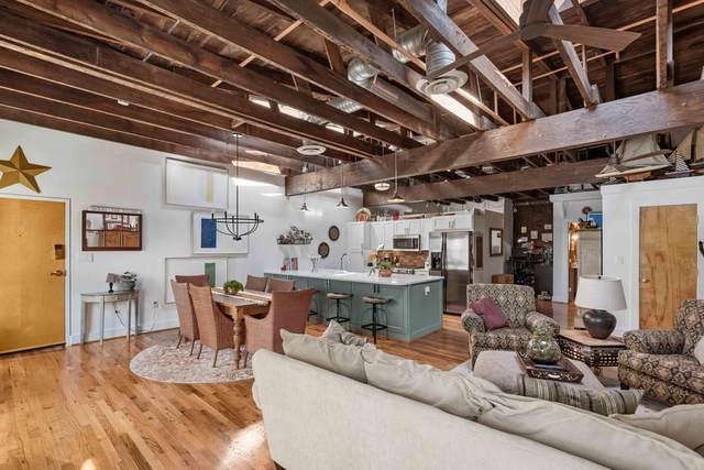 267 Peters Street SW #203, Atlanta, GA 30313 (MLS #6810379) :: KELLY+CO
