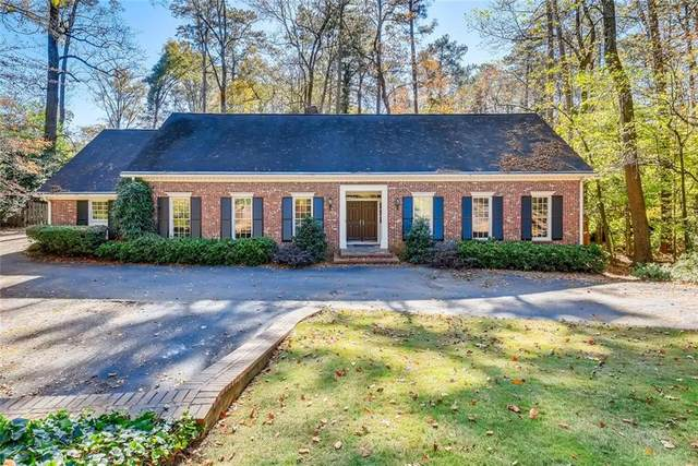 1360 Barron Court, Atlanta, GA 30327 (MLS #6810383) :: 515 Life Real Estate Company
