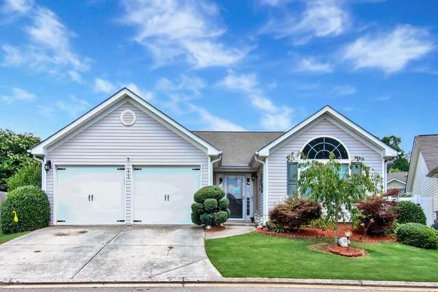 512 Highland Falls Drive, Hiram, GA 30101 (MLS #6810388) :: North Atlanta Home Team