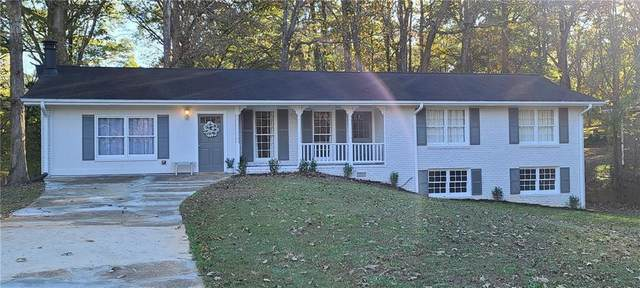 1389 Vonda Lane SW, Mableton, GA 30126 (MLS #6810421) :: North Atlanta Home Team