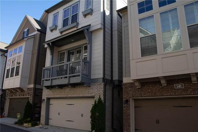 553 Mirrormont Drive SE, Smyrna, GA 30080 (MLS #6810450) :: Keller Williams Realty Atlanta Classic