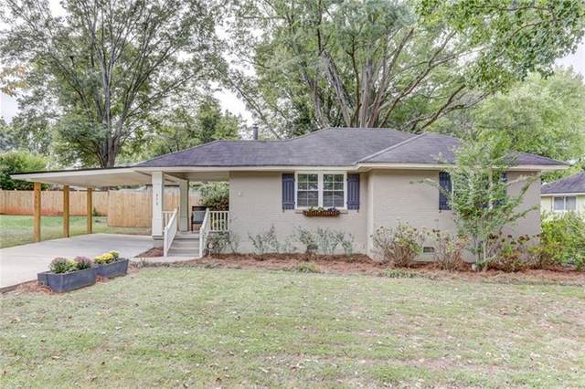 870 Wayland Court SE, Smyrna, GA 30080 (MLS #6810451) :: North Atlanta Home Team