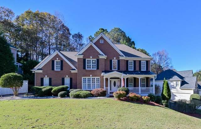575 Fairway Drive, Woodstock, GA 30189 (MLS #6810480) :: Path & Post Real Estate