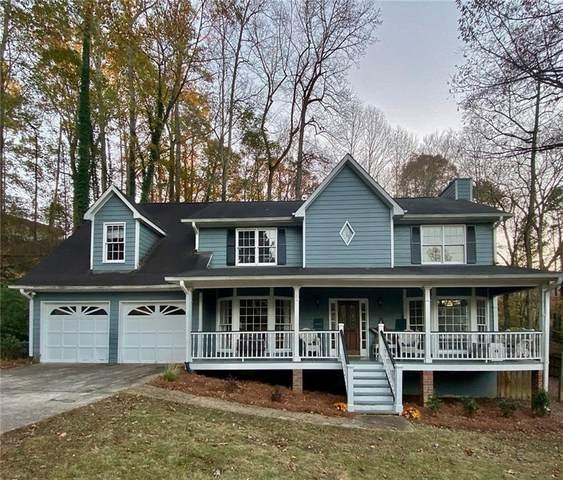 4834 Shallow Creek Drive NW, Kennesaw, GA 30144 (MLS #6810507) :: Path & Post Real Estate