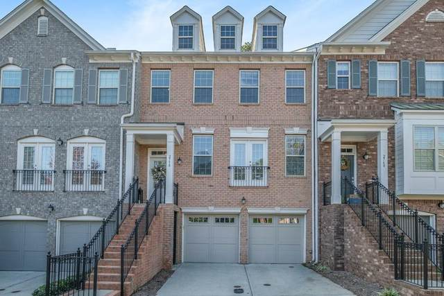 2758 Durham Drive NE #4, Brookhaven, GA 30319 (MLS #6810509) :: North Atlanta Home Team