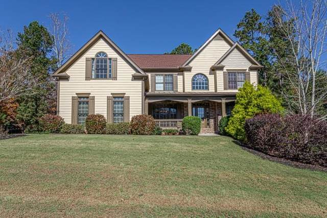 8515 Berringer Point Drive, Gainesville, GA 30506 (MLS #6810529) :: North Atlanta Home Team