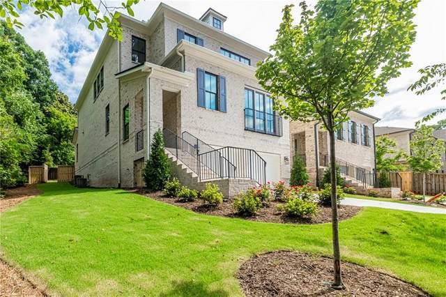 1145 Druid Fields Court, Decatur, GA 30033 (MLS #6810532) :: North Atlanta Home Team